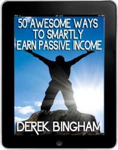 50 Awesome Ways to Smartly Earn Passive Income   iPad Edition